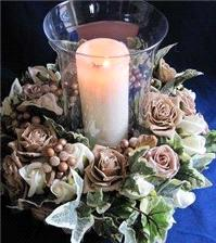 Candle Ring Centre Piece