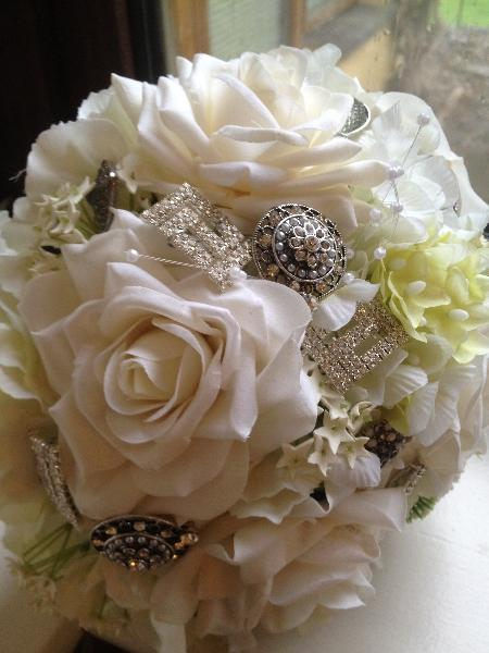 Flowers, Brooch bouquet. Wedding packages available.