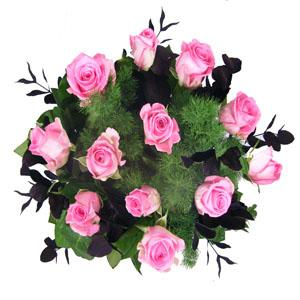 Flowers, Roses. Long stem quality roses and elegant foliage. Different colours available.