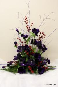 Flowers. Silk Arrangement. Stylish silk arrangements made using best quality silk flowers.