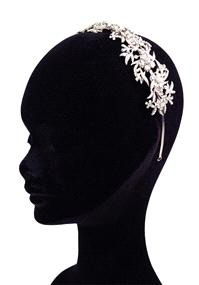Jewellery. Halo & Co Springti headband (Ref. HLOSPRINGTI 38195419). Features diamante flowers with p