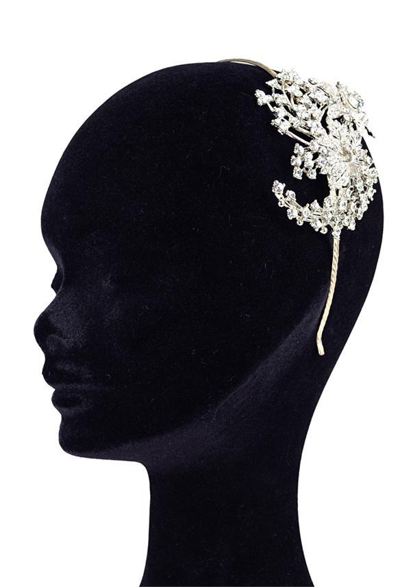Jewellery, Halo & Co Stella headband (Ref. Hlostella 37937553). This beautiful headband features a s