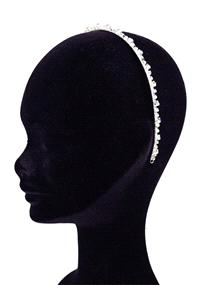 Jewellery. Linzy Jay headband (Ref. Lijar241 37434946). Diamante headpiece.