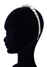 Jewellery. Richard Design RIDTR1302 diamante headband (Ref. RIDTR 3827 9850).