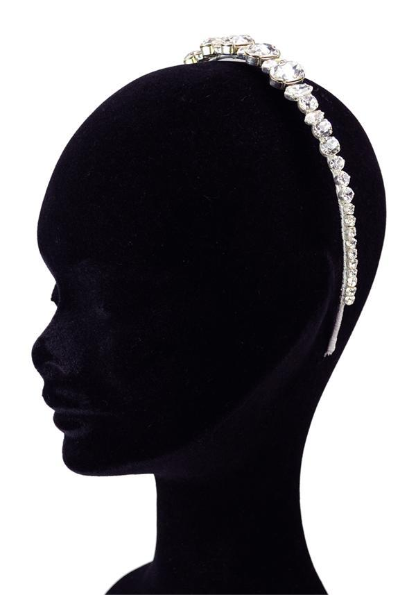 Jewellery, Richard Design RIDTR1302 diamante headband (Ref. RIDTR 3827 9850).