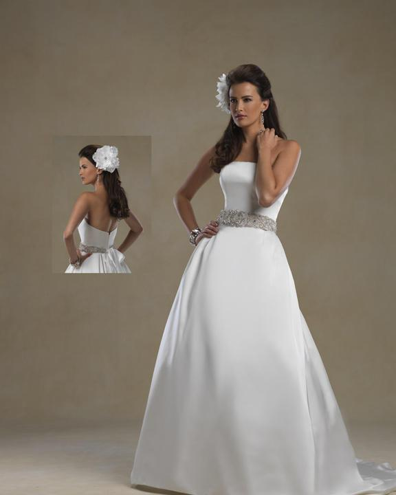 Bridal Dresses, Farrah wedding dress.