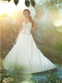 Bridal Dresses. Jasmine wedding dress. This gown redirects the modern bride into a whole new world o