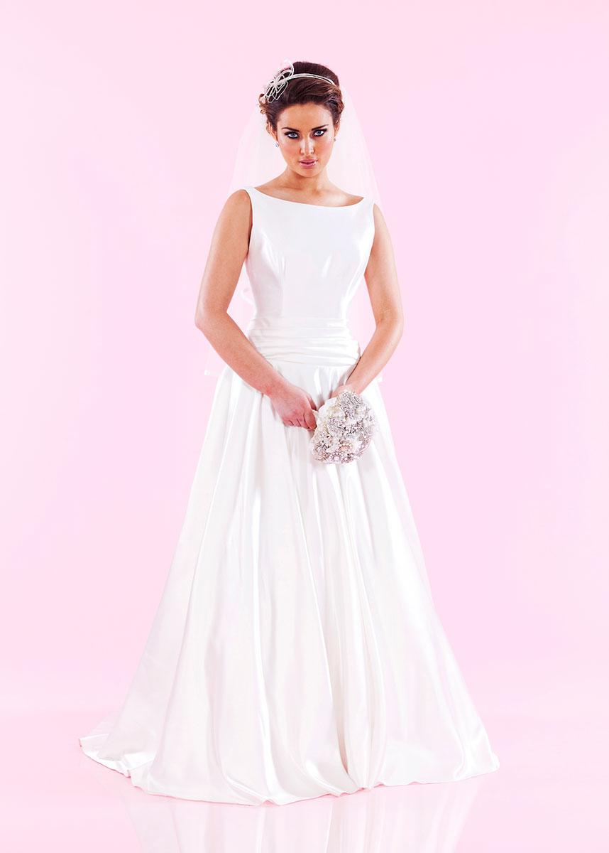 Bridal Dresses, Tamem Michael Bridal TM Couture wedding dress (Ref. 38).
