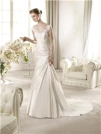 Bridal Dresses. San Patrick Altamira wedding dress.