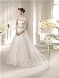 Bridal Dresses. San Patrick Amada wedding dress.