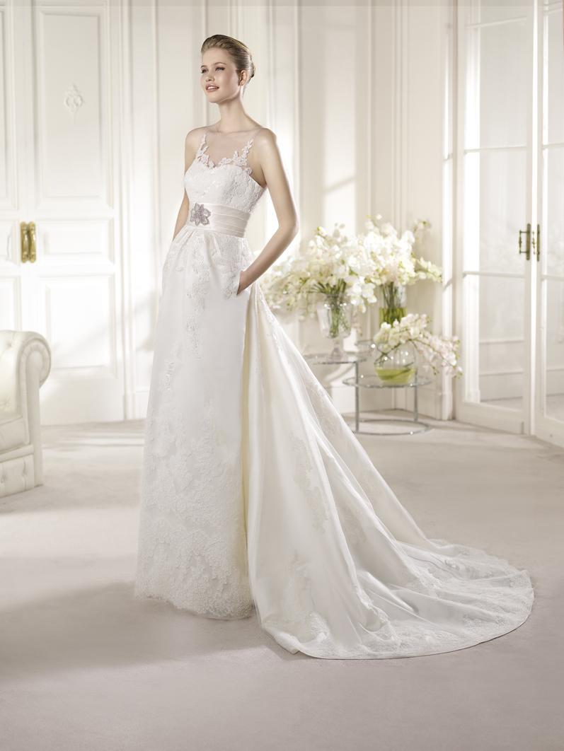 Bridal Dresses, San Patrick Ana wedding dress.