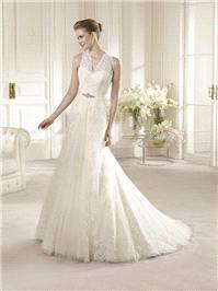 Bridal Dresses. San Patrick Atico wedding dress.