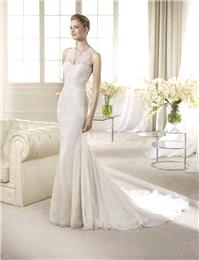 Bridal Dresses. San Patrick Atocha wedding dress.