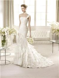 Bridal Dresses. San Patrick Edimburgo wedding dress.
