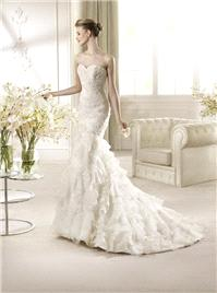 Bridal Dresses. San Patrick Eresma wedding dress.