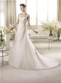 Bridal Dresses. San Patrick Esau wedding dress.