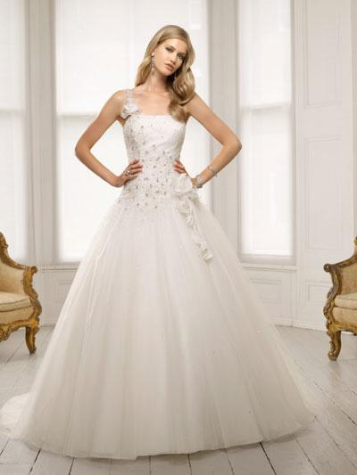 Bridal Dresses, Beautiful wedding dress.