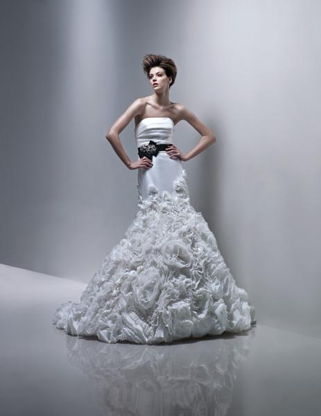 Bridal Dresses, Anne Gregory Finley wedding dress.