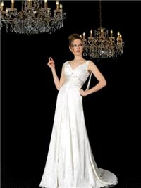 Bridal Dresses. Agostina wedding dress. Soft sweet heart neckline, hand-beaded Swarovski crystals ar