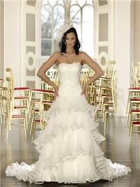 Bridal Dresses. Cailin wedding dress.