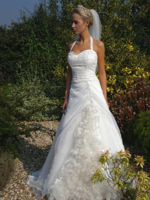 Bridal Dresses, Anita wedding dress. All dresses are hand-crafted and made to measure for each indiv