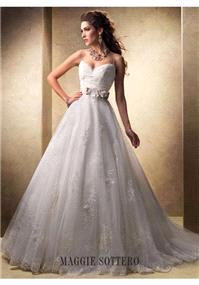 Bridal Dresses. Maggie Sottero Jayla wedding dress.