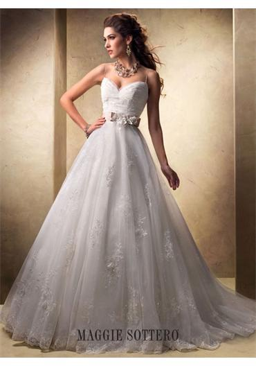 Bridal Dresses, Maggie Sottero Jayla wedding dress.