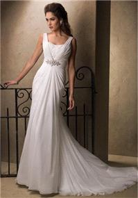 Bridal Dresses. Maggie Sottero Alma wedding dress.
