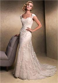 Bridal Dresses. Maggie Sottero Emma wedding dress.