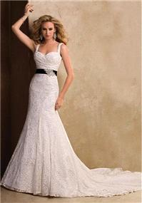 Bridal Dresses. Maggie Sottero Kensington wedding dress.