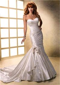 Bridal Dresses. Maggie Sottero Monica wedding dress.