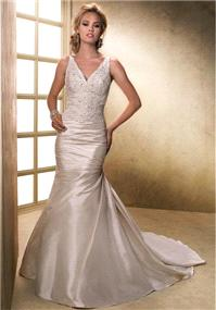 Bridal Dresses. Maggie Sottero Stacey wedding dress.