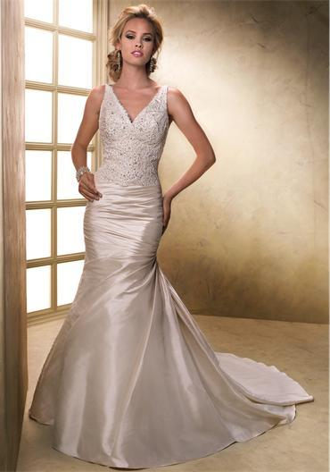 Bridal Dresses, Maggie Sottero Stacey wedding dress.