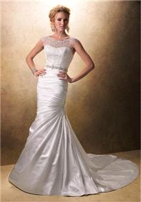 Bridal Dresses. Maggie Sottero Tia wedding dress.