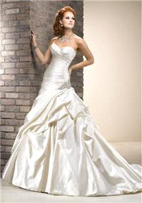 Bridal Dresses. Maggie Sottero Micah wedding dress.