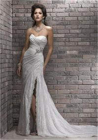 Bridal Dresses. Maggie Sottero Myra wedding dress.