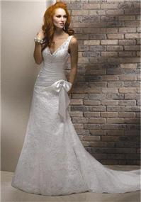 Bridal Dresses. Maggie Sottero Alaina wedding dress.
