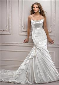 Bridal Dresses. Maggie Sottero Eve wedding dress.