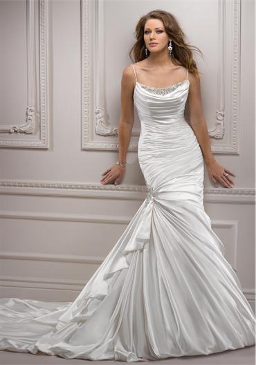 Bridal Dresses, Maggie Sottero Eve wedding dress.