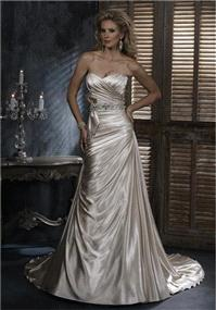 Bridal Dresses. Maggie Sottero Scarlet wedding dress.
