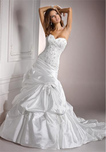 Bridal Dresses, Maggie Sottero Casey wedding dress.
