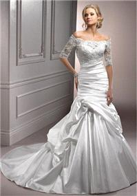 Bridal Dresses. Maggie Sottero Symphony wedding dress.