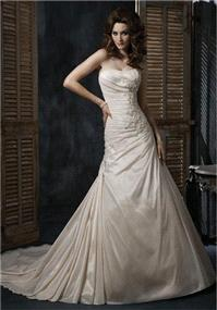 Bridal Dresses. Maggie Sottero Carmen wedding dress.