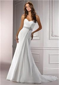 Bridal Dresses. Maggie Sottero Courtney wedding dress.
