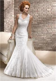 Bridal Dresses. Maggie Sottero Eleanor wedding dress.