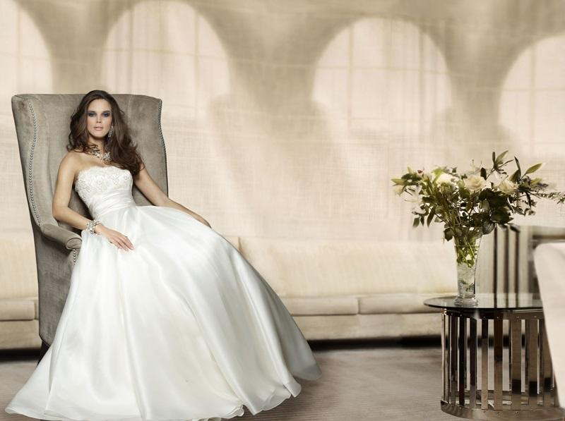Bridal Dresses, Caroline Castigliano Legacy wedding dress.