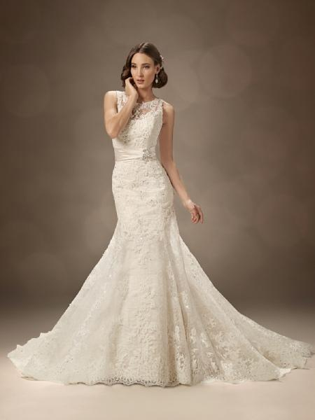 Bridal Dresses, Sophia Tolli wedding dress (Ref. Y11322).
