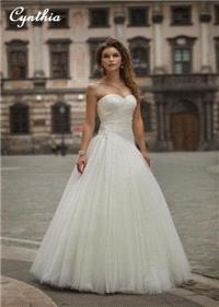 Bridal Dresses. Cynthia wedding dress. Alteration service available for an additional fee.