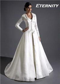 Bridal Dresses. Eternity wedding dress. Alteration service available for an additional fee.