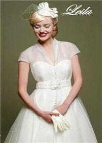 Bridal Dresses. Leila wedding dress. Alteration service available for an additional fee.